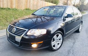 $3900 FIRM •• 2007 Volkswagen Passat • Special Edition • Brand New Leather Automatic • Clean Title for Sale in Hyattsville, MD