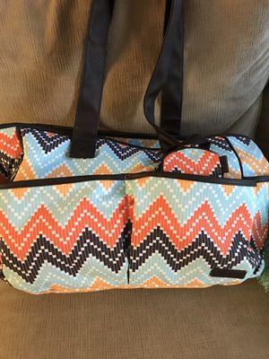 Cherokee baby diaper bag like new for Sale in Sugar Land, TX
