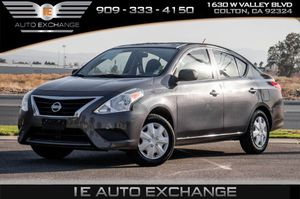 2015 Nissan Versa for Sale in Colton, CA
