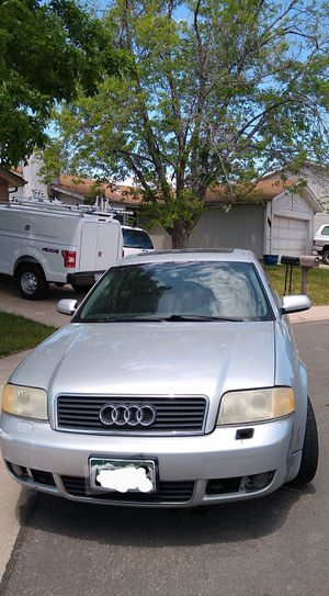 2002 Audi A6 for Sale in Denver, CO