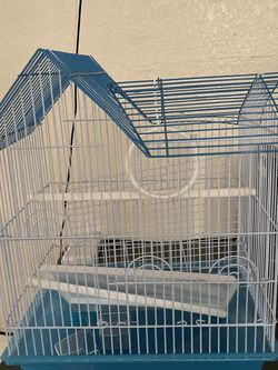 Bird Cage Blue for Sale in Los Angeles,  CA