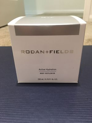 Rodan+Fields Active Hydration Body Replenish 6.76oz for Sale in San Diego, CA