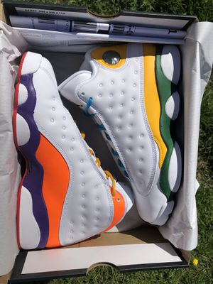 NIKE AIR JORDAN 13 RETRO KSA playground GS sz 7 youth BRAND NEW for Sale in Red Oak, TX