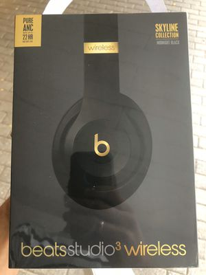 Beats studios 3 wireless skyline collection Sealed for Sale in Park Ridge, IL