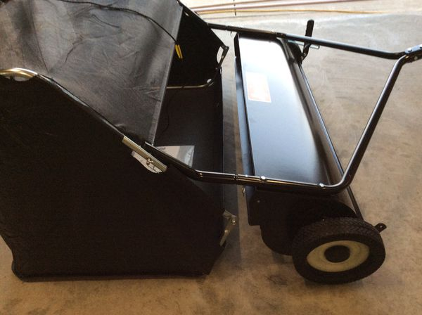 Agri-Fab 52 inch tow lawn sweeper