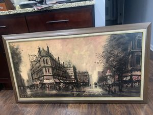 Paint Frame 5.5'x2.5' for Sale in Winfield, IL