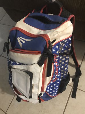 Easton baseball/softball backpack for Sale in Seffner, FL