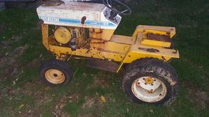 Cub cadet 125 parting out for Sale in Wrightsville, PA