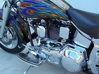1999 fat boy Harley Davidson