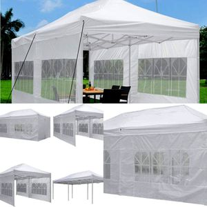 Outdoor White 10x20 Canopy Pop Up Event Party Festivals Camping Tent for Sale in Montclair, CA