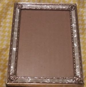 Mother of pearl inlay 8×5 picture frame for Sale in Redfield, AR