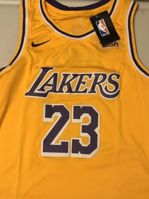 NBA Lebron James Lakers Jersey for Sale in Columbus, OH