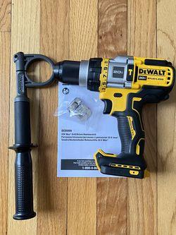"Dewalt 20V #DCD999B Flexvolt Advantage Brushless 1/2"" Hammer Drill for Sale in Severna Park,  MD"