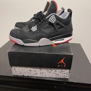 Bred 4s Size 11 2012 for Sale in Silver Spring, MD