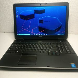 LAPTOP DELL LATITUDE E6540 Intel Core I5 4310 Windows 10 Pro for Sale in Hollywood, FL