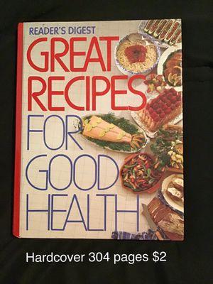 Recipe book for Sale in Aberdeen, WA