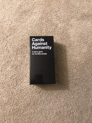 Cards against humanity board game for Sale in Santa Ana, CA
