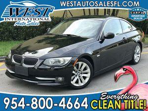 2013 BMW 3 Series for Sale in Miramar, FL
