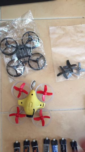Inductrix FPV BNF - Drone with Camera for Sale in Wichita, KS