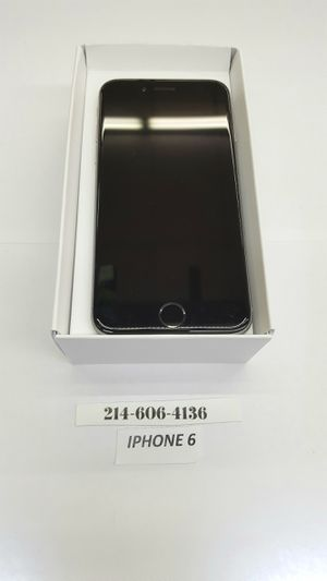 IPhone 6 for Sale in Dallas, TX
