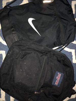 Jansport/Nike backpack for Sale in Martinez, CA