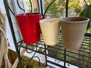 Flower pot bundle for Sale in Newport News, VA