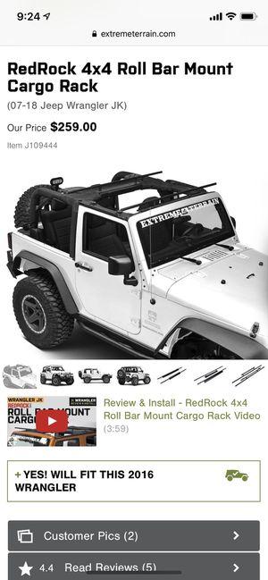 Jeep Wrangler accessories for Sale in Dunedin, FL