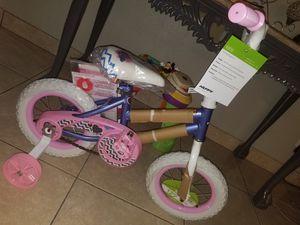 12in sea star bike with training wheels for Sale in Phoenix, AZ