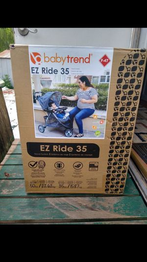 Baby Trend EZ- Ride 35 Travel System Stroller for Sale in Houston, TX