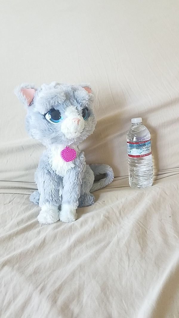 Furreal friend cat