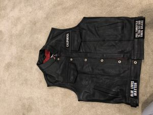 Motorcycle vest for Sale in Jurupa Valley, CA