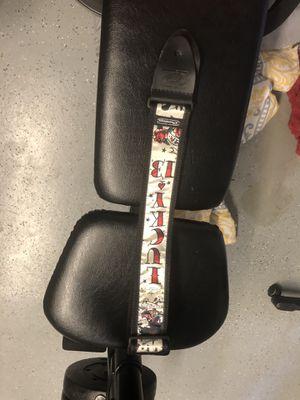 Dunlop guitar strap for Sale in Chula Vista, CA