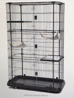 Like New Extra Large Cat Home Cage for Sale in Redmond, WA
