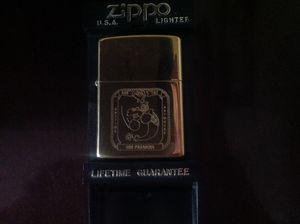 Navy commemorative Zippo for Sale in La Grange Highlands, IL