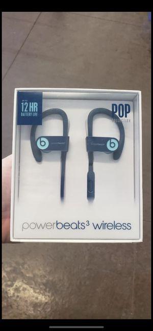 Powerbeats3 wireless for Sale in Charleston, SC