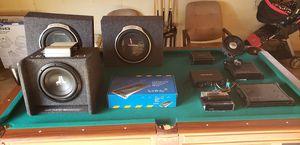 Car Audio Equipment for Sale in Tacoma, WA