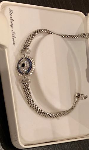 Brand new sterling silver with 1/4 diamond for Sale in Chicago, IL