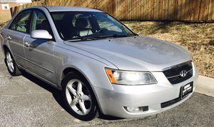 2007 HYUNDAI Sonata V33 •• Clean title for Sale in Gaithersburg, MD