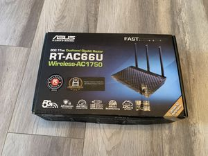 ASUS Wireless Router (open box - never been used) for Sale in Los Angeles, CA