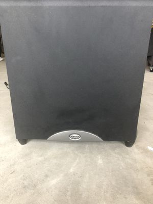 Klipsch Sub-12 powered subwoofer for Sale in Rockaway, NJ