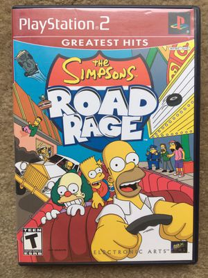 Simpsons Road Rage (PS2) for Sale in Fairfax, VA