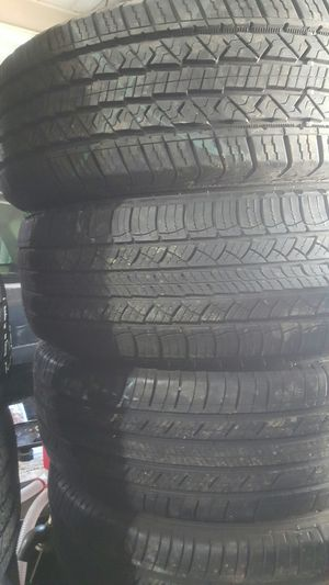 A set of 4 Michilin tires 235/65/18 for Sale in Washington, DC