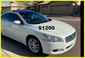 Price$1200 Nissan Maxima for Sale in Annapolis, MD