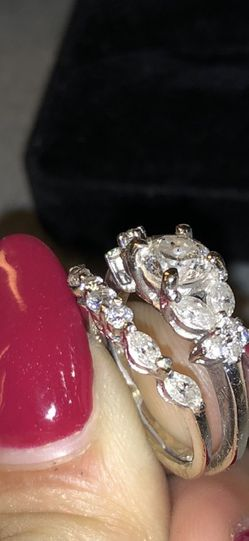 Engagement And Wedding Set Diamond for Sale in Miami,  FL