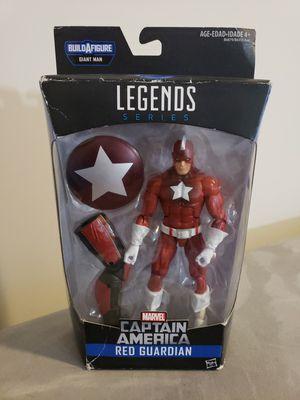Marvel Legends Red Guardian for Sale in Woodbridge, VA