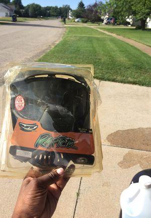 Brand new paintball helmet for Sale in Dorr, MI