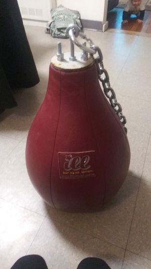 Punching bag for Sale in Woonsocket, RI