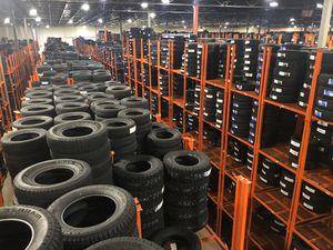 New tires wholesale ....... SAY NO TO RETAI 1️⃣6️⃣1️⃣4️⃣5️⃣4️⃣6️⃣9️⃣6️⃣7️⃣4️⃣ for Sale in Reynoldsburg, OH