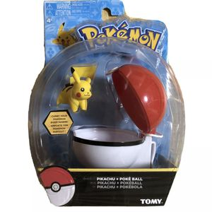 "POKEMON PIKACHU + REPEAT BALL TOMY TOYS NEW! GOTTA CATCH 'EM ALL. Condition is ""New"". for Sale in Los Angeles, CA"