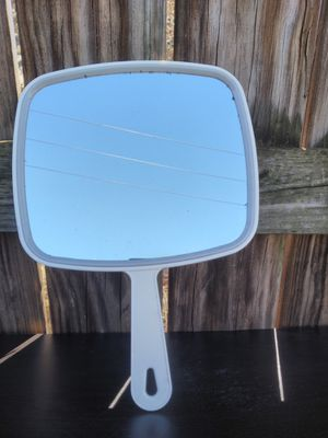 Hand held mirror with 3x-5x magnification for Sale in Binghamton, NY